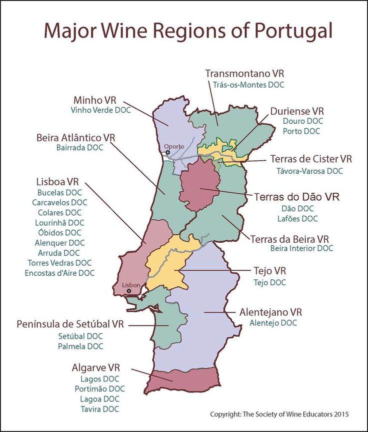 Portugal #wine #wineeducation