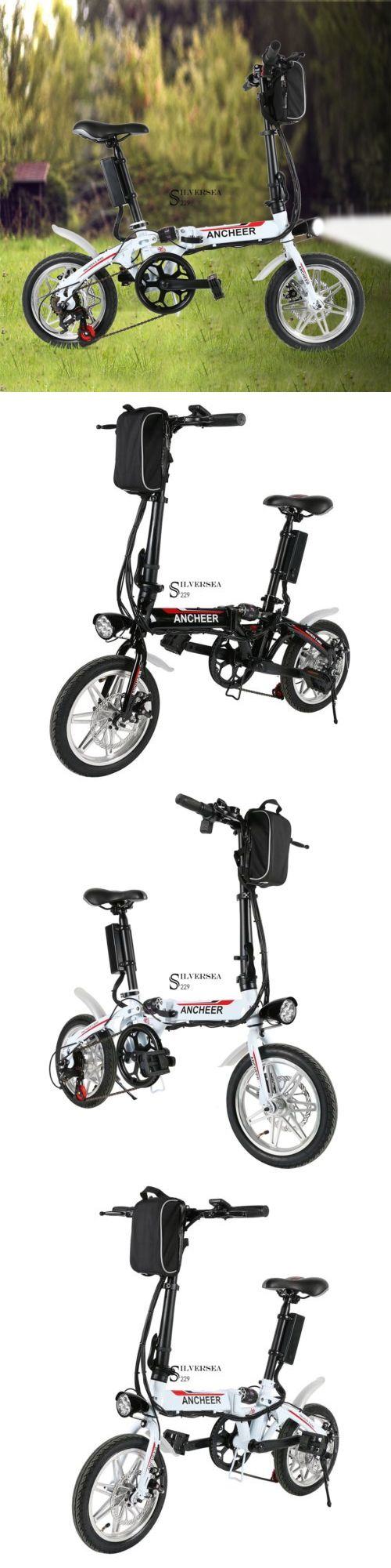 Electric Bicycles 74469: 36V Lithium Powered Electric Folding Bike Professional 6 Modes Fly-Wheel#Durable -> BUY IT NOW ONLY: $464.36 on eBay!