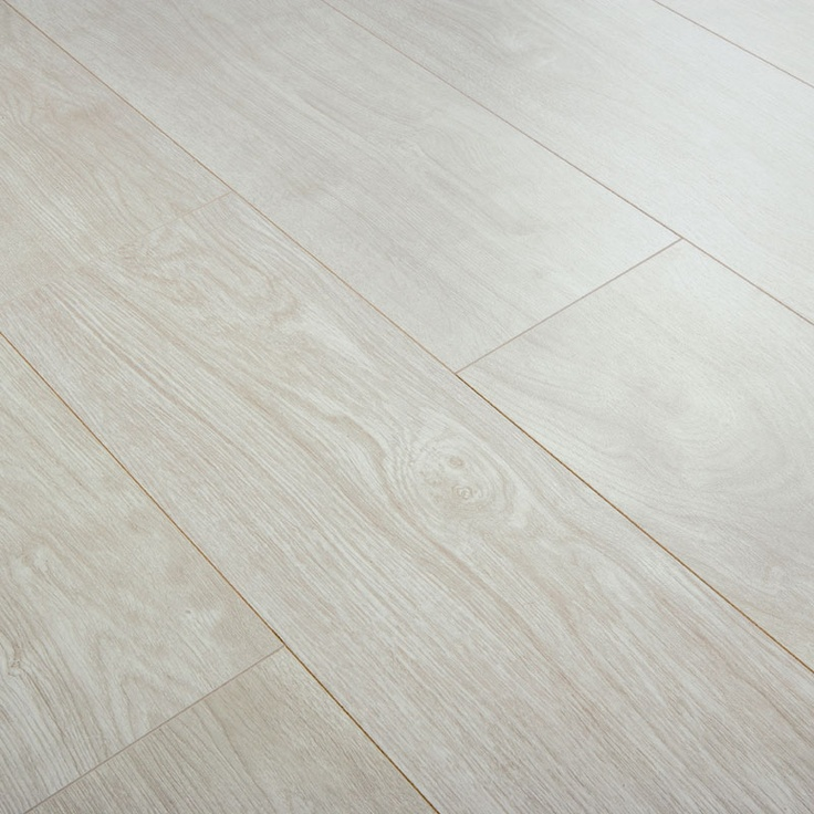 Series 7mm Loc White Oak V Groove Laminate Flooring