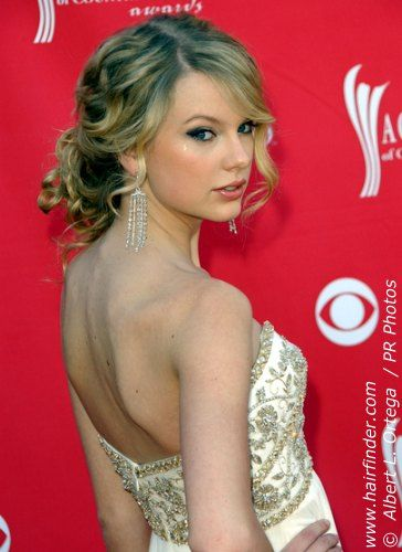 Sprucing Up the Locks: Wedding-Hair Inspiration - taylor does a great job with hers on the red carpet!