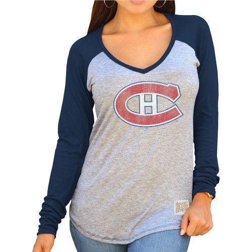Montreal Canadiens Long Sleeve Tee