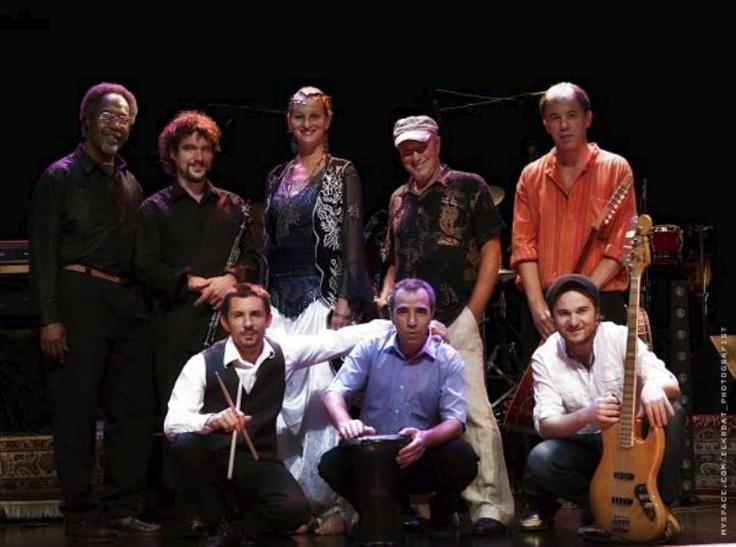 Jazz et musique antillaise avec la troupe CARRIBEAN JAZZ, invitez-les dans votre ville ou votre structure !