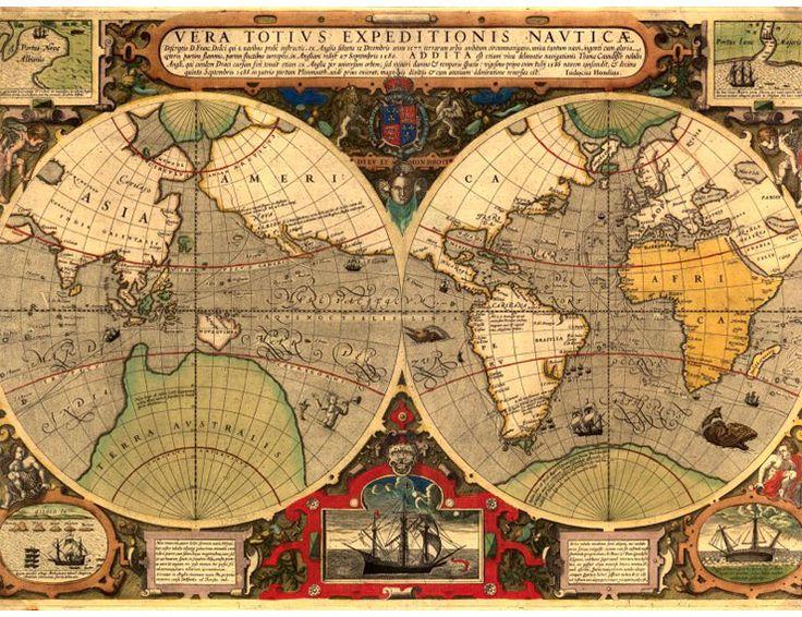 Ναυτικές εξερευνήσεις Χάρτης  http://www.printcenter.com.gr/maps.html