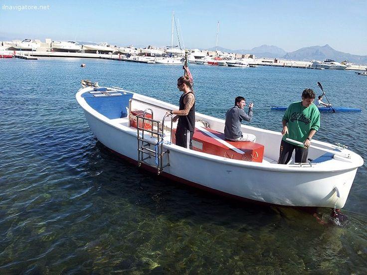 Oltre 25 fantastiche idee su barche a motore su pinterest for Barca lancia vetroresina