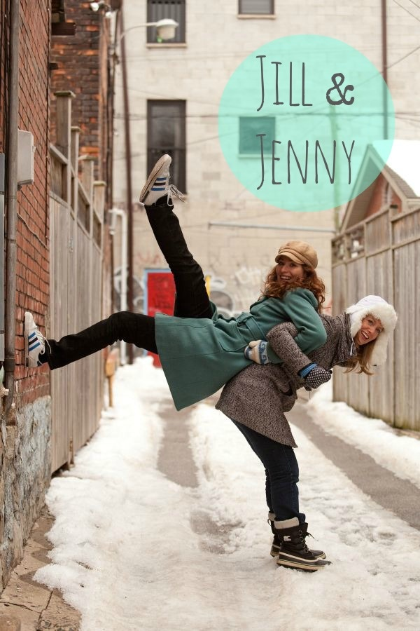 Jill and Jenny // A Web Series