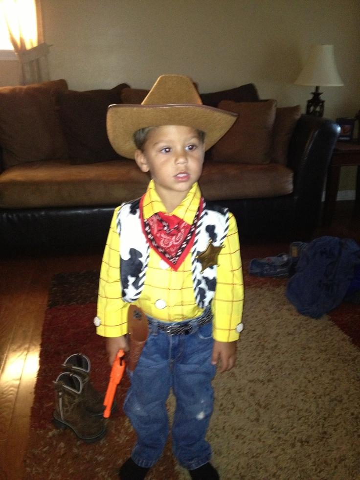 The cutest Sheriff Woody around!
