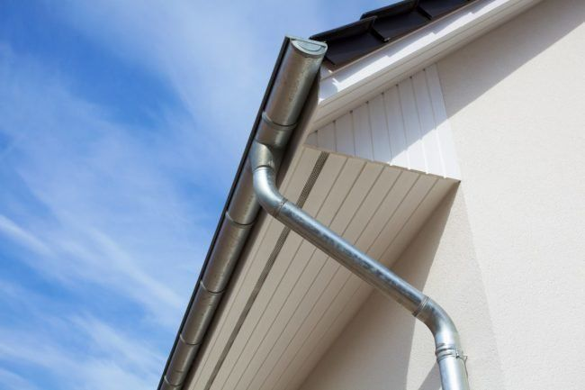 5 Types Of Rain Gutters To Consider For Your Home With Images