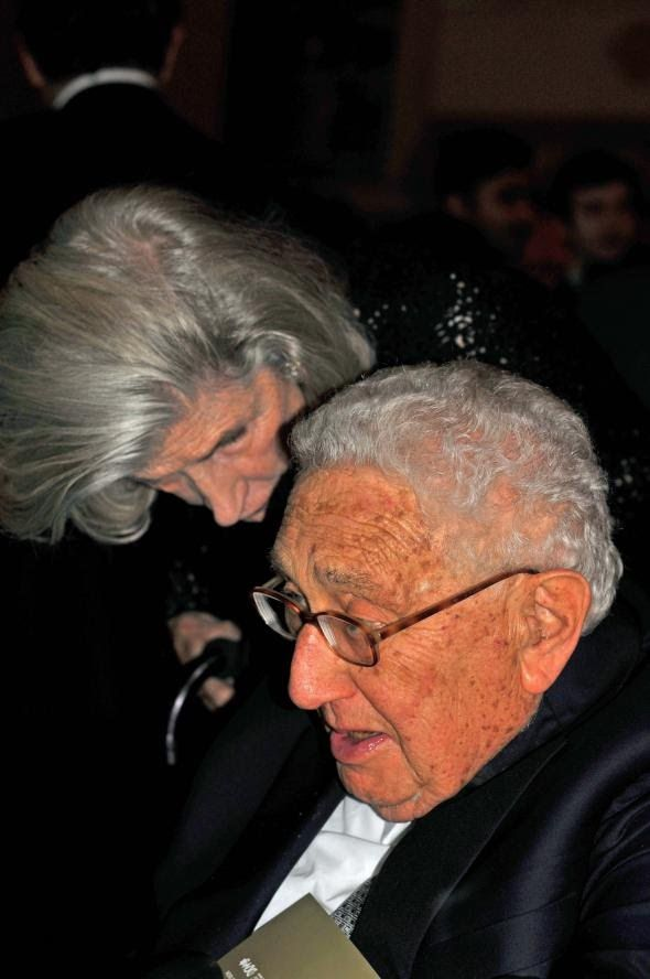 I need to write a paper on why Henry Kissinger was an effective secretary of state?