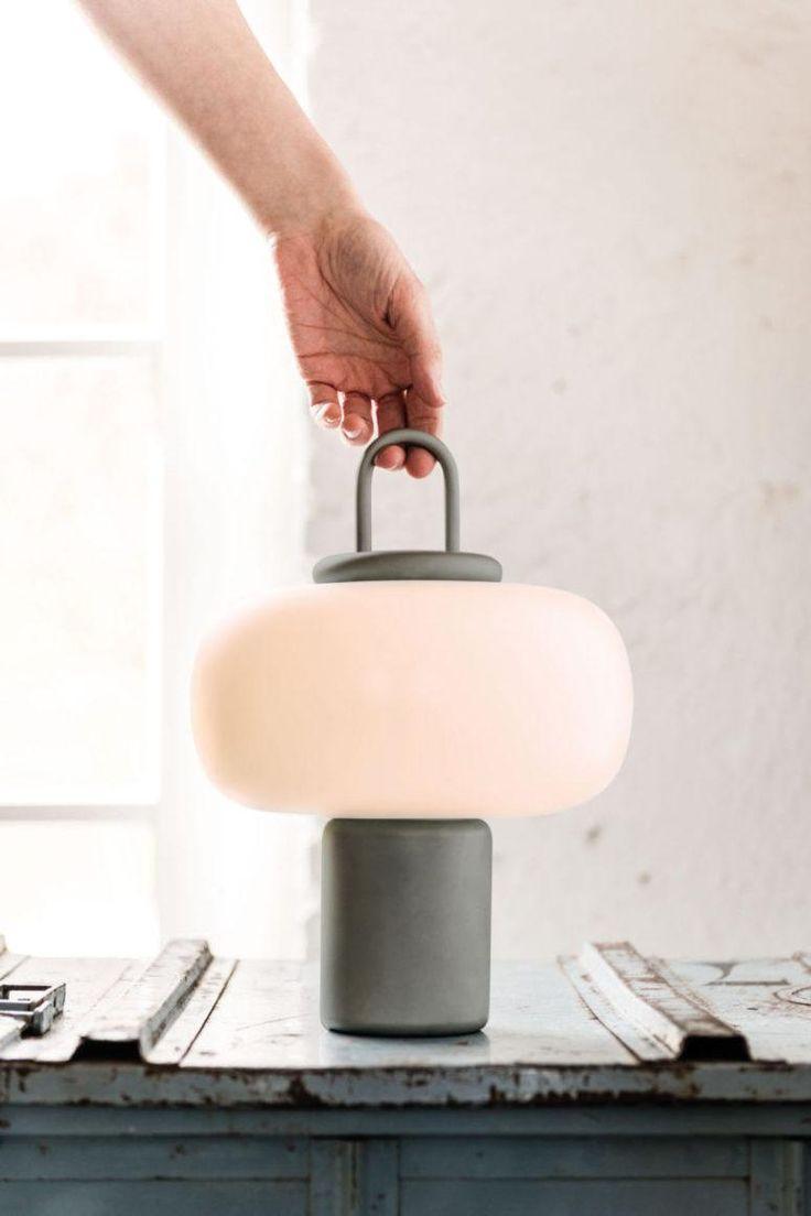 Nox Lampe von Astep