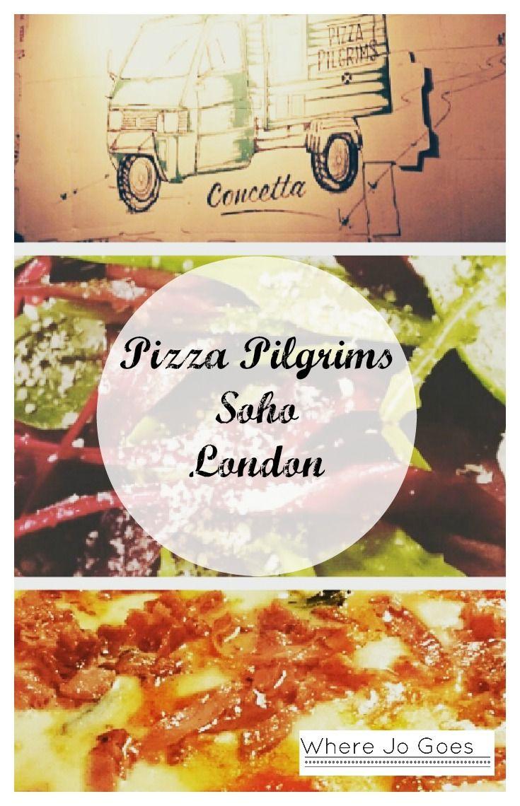 Pizza Pilgrims Restaurant Review, Soho, London Restaurants London Family friendly restaurants, London Budget restaurants, London Frugal dining, London Italian restaurants, London Pizza Pizzerias, London