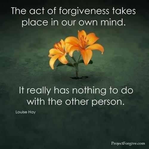 Forgiveness - Louise Hay