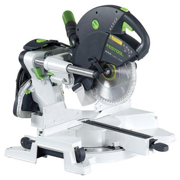 Buy Festool Kapex KS 120 EB Sliding Compound Miter Saw at Woodcraft.com
