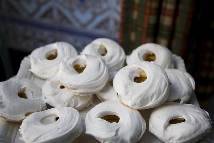 Los roscos de Loja (Granada) proceden de una antigua receta árabe / The typical doughnuts from Loja (Granada) comes from an old Arab recipe