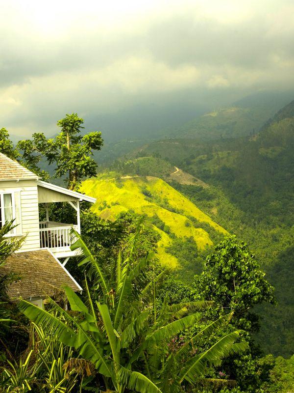 Strawberry Hill, Blue Mountains, Jamaica