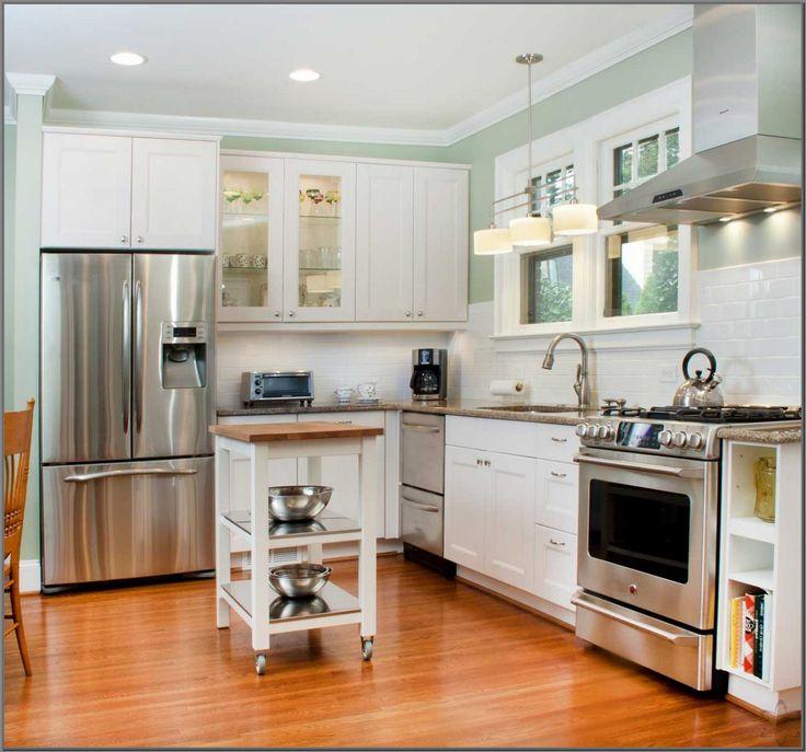 Image for Interior Ruang Dapur Warna Putih kit0126