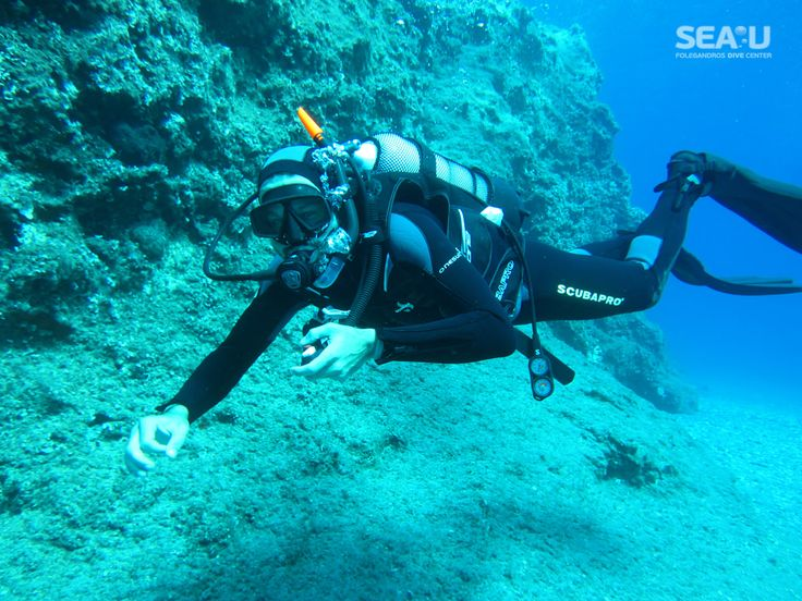 Sea-U Folegandros Dive Center - Scuba Diving