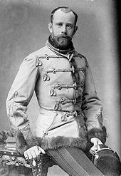 Rodolphe d'Autriche,fils de Sisi