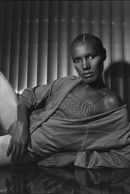 Allan Tannenbaum, Grace Jones, New York, 1978