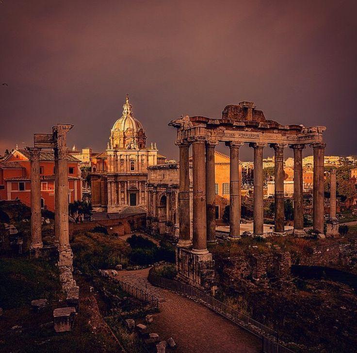 Roman Forum #Italy