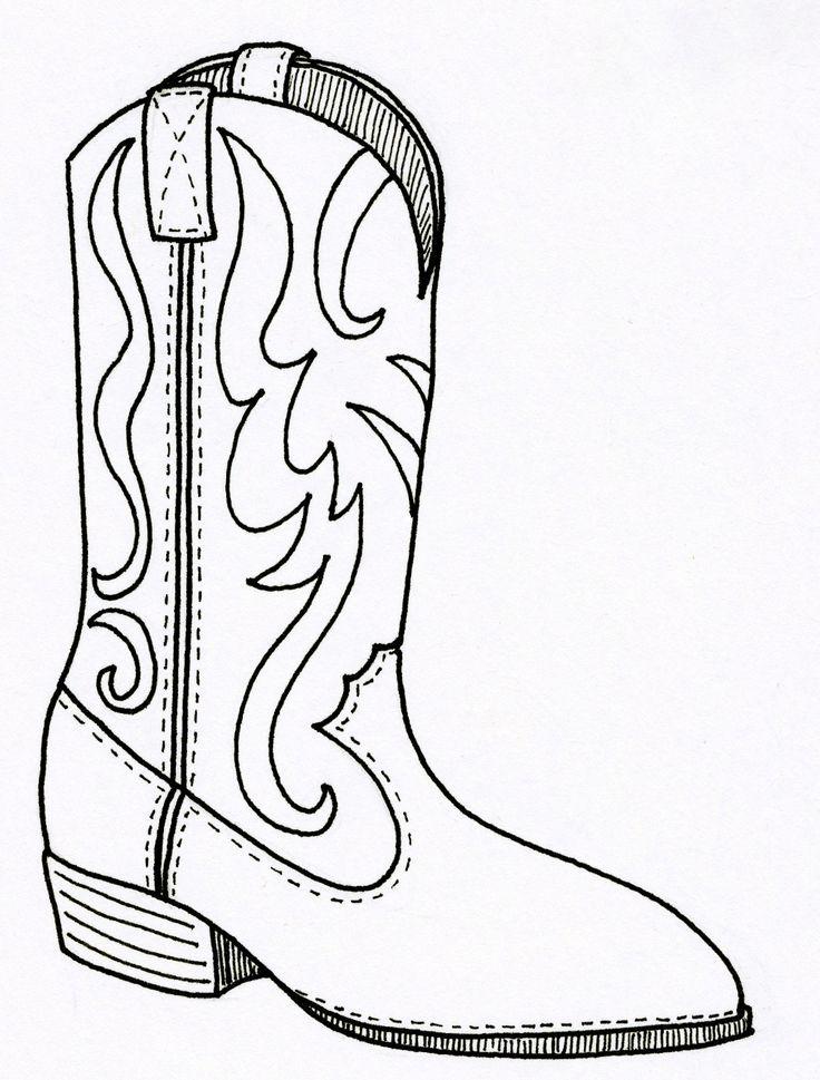 Ausmalbilder Cowboystiefel Ausmalbilder Bilder Imagixs