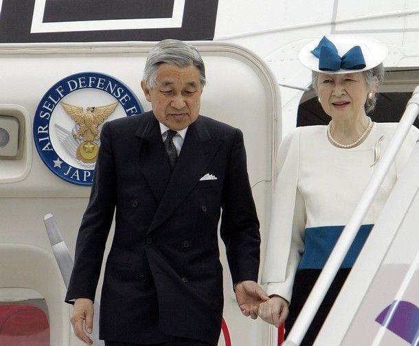 天皇皇后両陛下 Emperor and Empress,Visit to Estonia