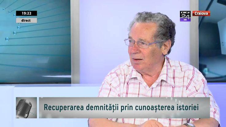 Despre demnitate si monarhie cu Ioan Scurtu, in dialog cu Mihai Firica, ...