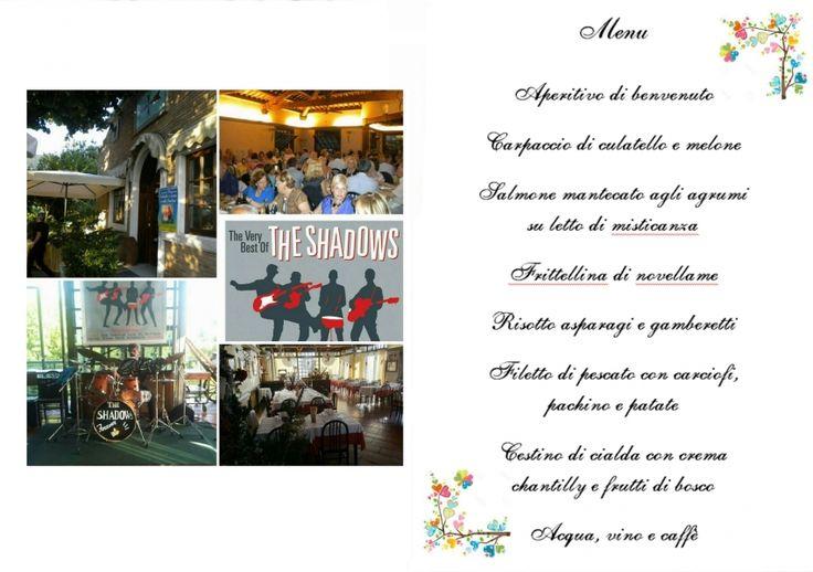 The very best of The Shadow da Ristorante Pizzeria Enoteca La Rocchetta a Strettoia, Pietrasanta