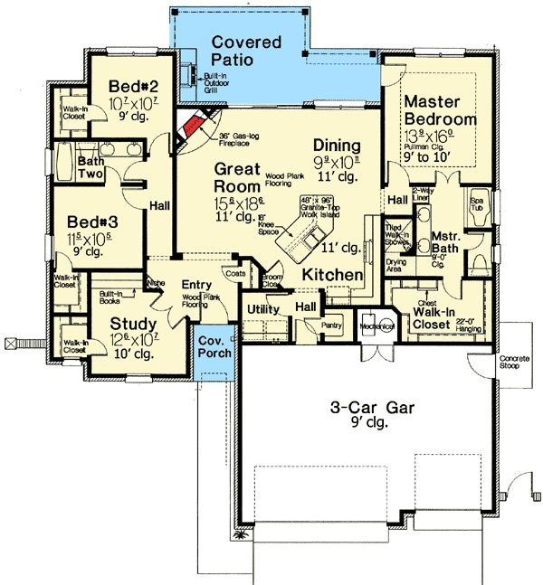 4979 best house images on pinterest for French european house plans