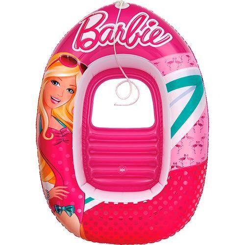 Bote Inflável Barbie Fashion - Fun