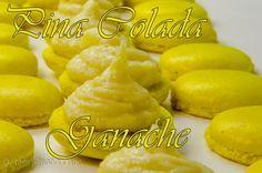 """Ananas Ganache """"Pina Colada"""" – Backen"""
