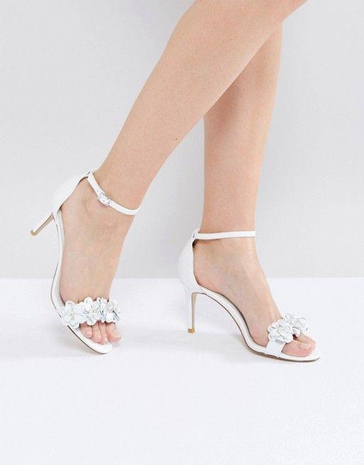 Sandales Avec Sangle Dune Loa Rosa London J4a3xvYP2