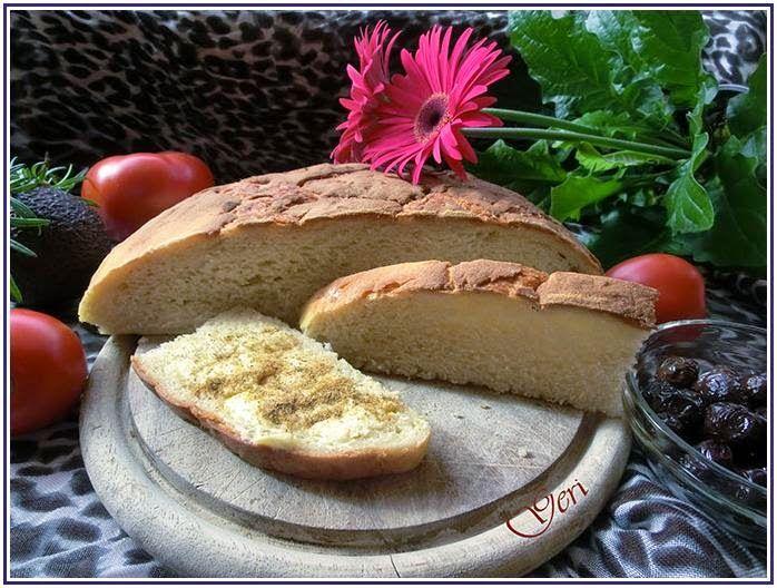 Lecker mit Geri: Tigerbrot zum World Bread Day 2014 - Тигров хляб