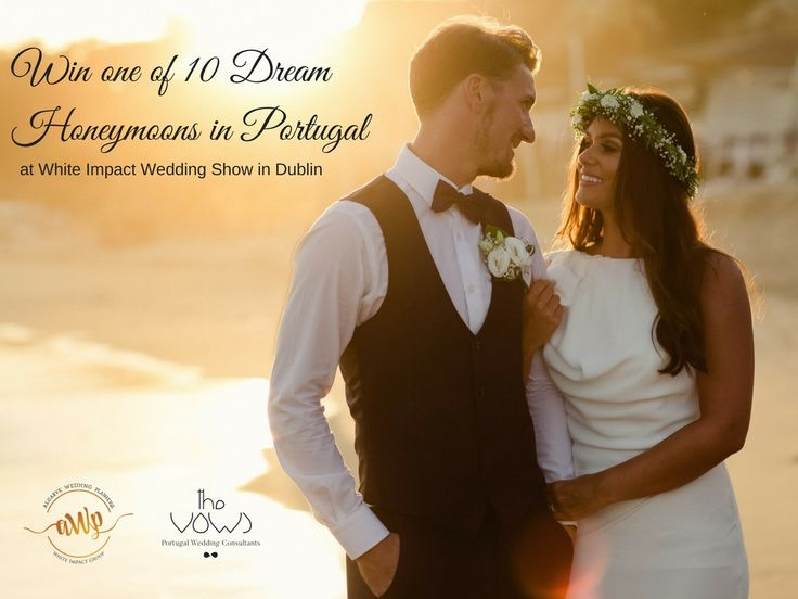 Discover this fabulous offer and many other surprises this 21st and 22nd Jan at Clontarf Castle Dublin. More info trough: sales@algarveweddingplanners.com or http://whiteimpactweddingshow.com/