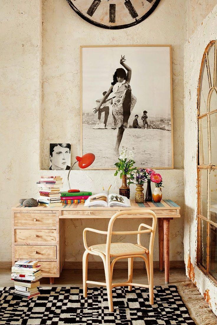 HOME & GARDEN: Le loft de Manolo Yllera à Madrid