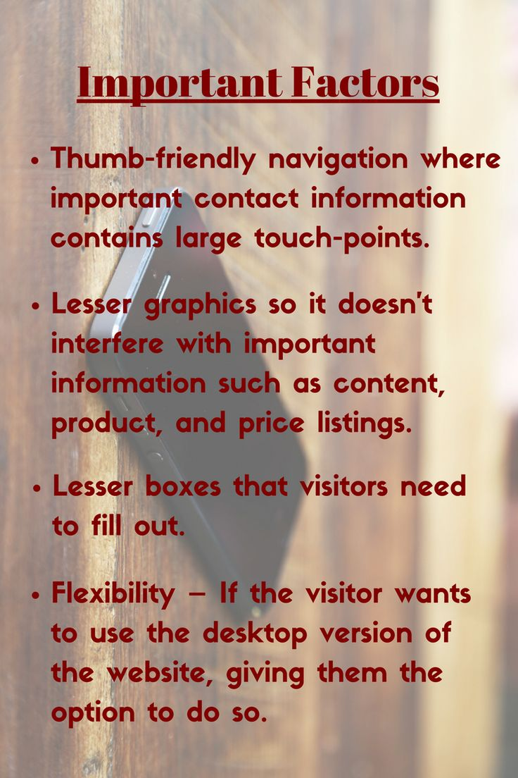 Need of Mobile Optimization For Your Website