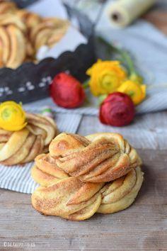 Zimtkringel Cinnamon Buns| Das Knusperstübchen