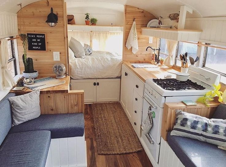 "2,432 Likes, 42 Comments - Van Conversion Company (@advanture.co) on Instagram: ""I mean, how could you say no to this home on wheels?!  @fernthebus"""