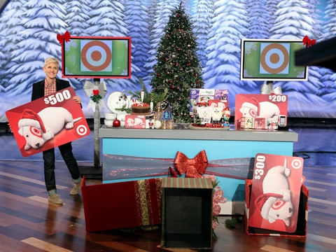 Day 2 of 12 Days with Target and Martha Plimpton