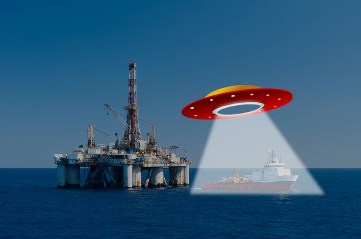 03/24/2017 - UFO Reported in Gulf of Mexico: OSV Engineer Says He Saw Large Craft Hovering Near Rig