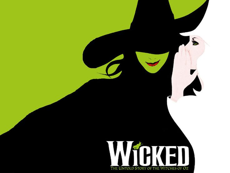 "Love it, one of my favorite songs from this musical is ""Defying Gravity"""