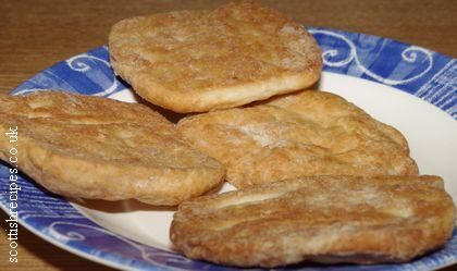 Aberdeen Butteries Rowies - a must-try when you come to Aberdeen.