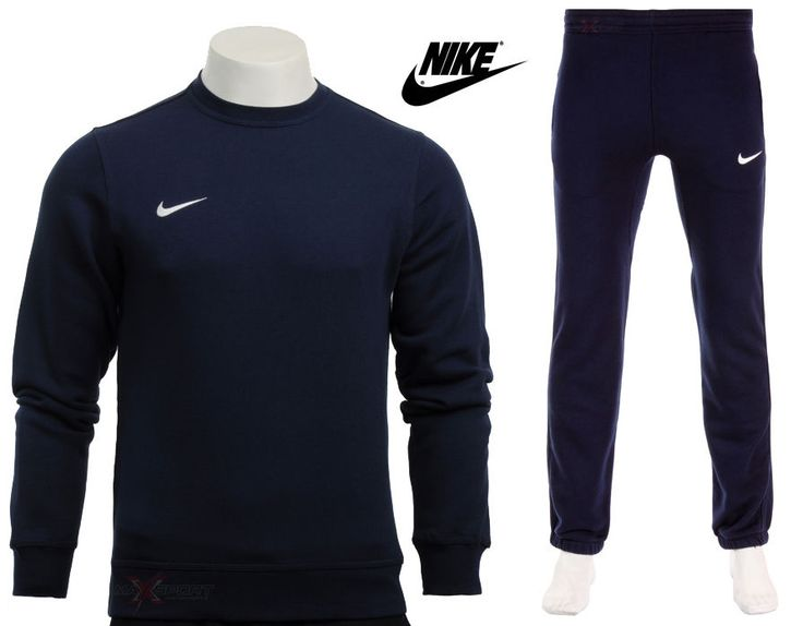 0992 NIKE HEREN TRAININGSANZUG SWEATANZUG JOGGINGANZUG SWEATER HOSE FLEECE in Kleidung & Accessoires, Herrenmode, Fitnessmode | eBay