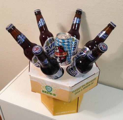 Brew-K Beer Bouquet