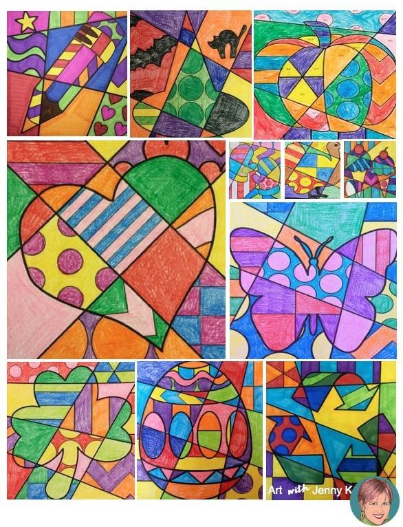Pop Art math coloring sheets to use throughout the year. Included are designs for all holidays and seasons that review the math facts for addition up to 20, subtraction from 25, and all the times tables for multiplication and division.