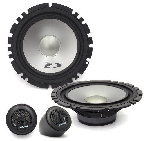 Alpine Type-E Series SXE-1750S Car Audio 6.5-Inch Component 2-Way Speakers - http://www.caraccessoriesonlinemarket.com/alpine-type-e-series-sxe-1750s-car-audio-6-5-inch-component-2-way-speakers/  #2WAY, #65Inch, #Alpine, #AUDIO, #Component, #Series, #Speakers, #SXE1750S, #TypeE #Car-Speakers, #Electronics