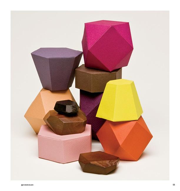 Composición de figuras irregilares y coloridas.  -----------------------  j3:Z1 At Your Leisure zine Issue #1 Art direction/design/photo by j3productions.com
