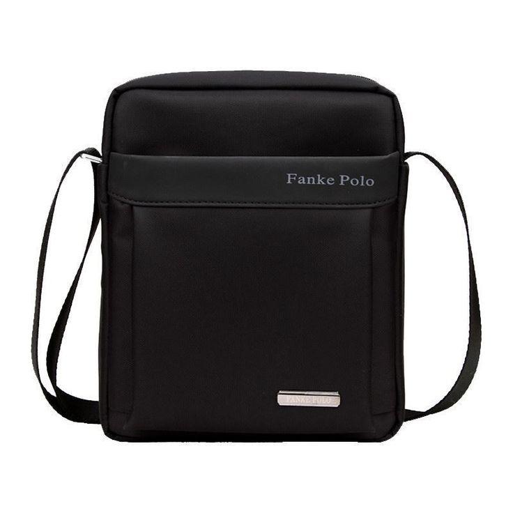 Fashion Men Oxford Messenger Bag Cross-body Casual Shoulder Bag Men Travel Bag