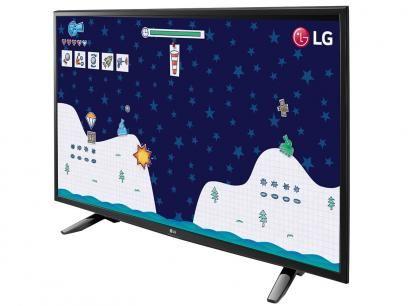 """TV LED 49"""" LG 49LH5150 Full HD - Conversor Integrado 1 HDMI 1 USB com as melhores condições você encontra no Magazine Eletrodr. Confira!"""