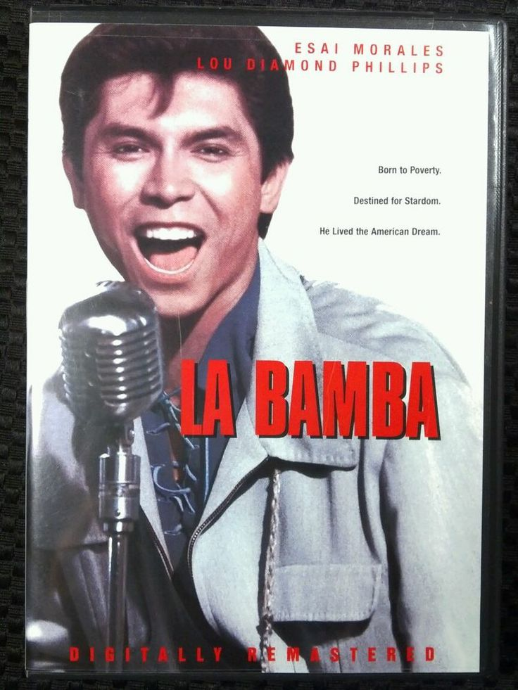 La Bamba , Lou Diamond Phillips