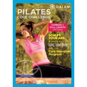Includes a longer work out and an express work out: Challenges, Fitness, Pilates Techniques, Workout Routines, Body Working, Ana Caban, Core Challenge